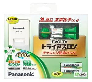 Amazon.com: Panasonic EVOLTA Rechargeable Battery Quick