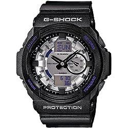 Casio G-Shock GA-150MF-8A Analog Digital Watch - Black