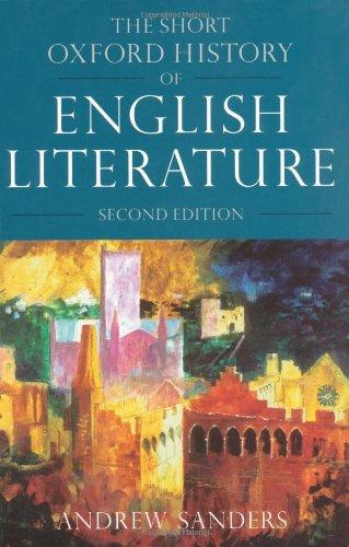 English Literature History Pdf