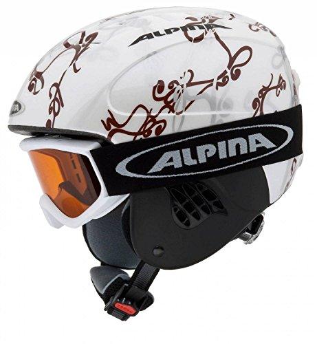 Alpina CARAT Kinderskihelmset