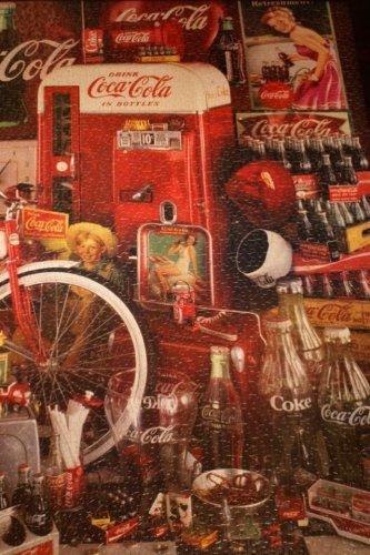 Springbok 2000 Piece Jigsaw Puzzle - Coca-Cola Brand Jigsaw Puzzle
