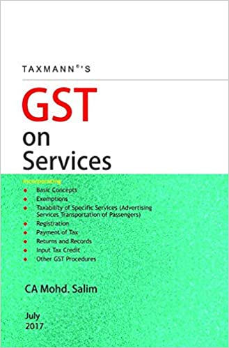 GST on Services