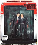 Reservoir Dogs Two Pack Mr. Orange and Mr. White 5-inch Action Figures Bloody Version by Mezco