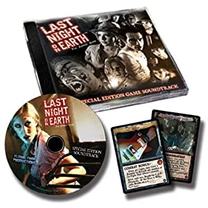Last Night On Earth game soundtrack!