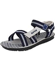 Earton Men/Boys Grey-937 Sandals & Floaters