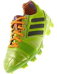 Adidas Nitrocharge 2.0 TRX FG Junior Soccer Shoes - Solar Slime Little Kid Big Kid