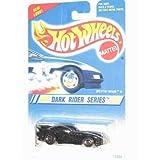 Dark Rider Series #1 Splittin Image 2 6-Spoke Wheels #297 Collectible Collector Car Mattel Hot Wheel