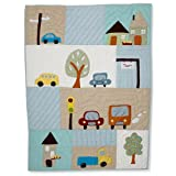 Be-You-Tiful Home Toy Cars Baby Quilt