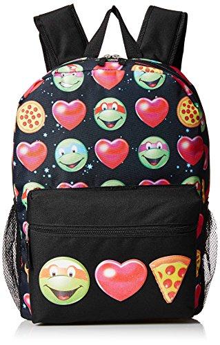 Teenage Mutant Ninja Turtles Girls Emojininja Backpack