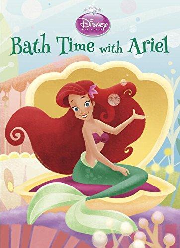 Bath Time with Ariel