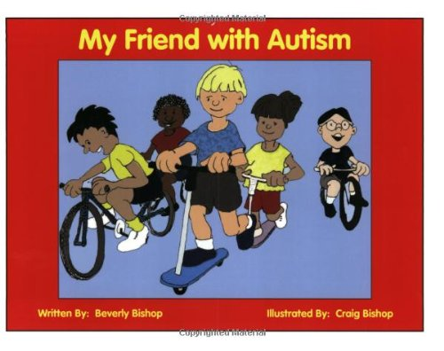 My Friend with Autism: A Coloring Book for Peers and Sibling