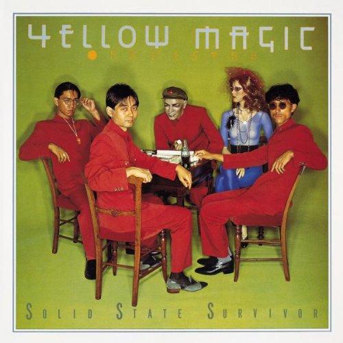 「SOLID STATE SURVIVOR / YELLOW MAGIC ORCHESTRA」1979年リリースアルバム、今聴いても古くささを感じない。
