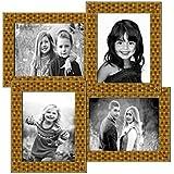 Elegant Arts & Frames 4-in-1 Collage Photo Frame 8x6 - B01IKORA1O