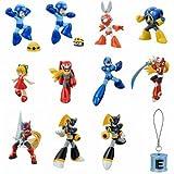 Rockman: Super Modeling Soul Megaman Rockman Trading Figure (1 Random Pc)