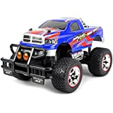 V Thunder Pickup Remote Control Truck Big 1:14 Scale Size Lights & Music Series Ready To Run W/ Working Suspension...