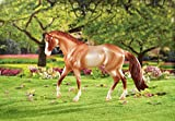 Breyer 2015 Horse of The Year - Liam, Strawberry Roan Quarter Horse Toy