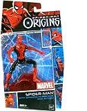 Spider-Man Origins: Spider-Man with Hurricane Kick Action Figure