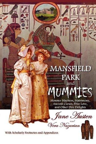 Mummies, Zombies, Ghosts & Romance (ohmy!)