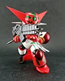 ES alloy Getter Robo Armageddon Shin Getter 1 to about 150mm die -cast painted action figure