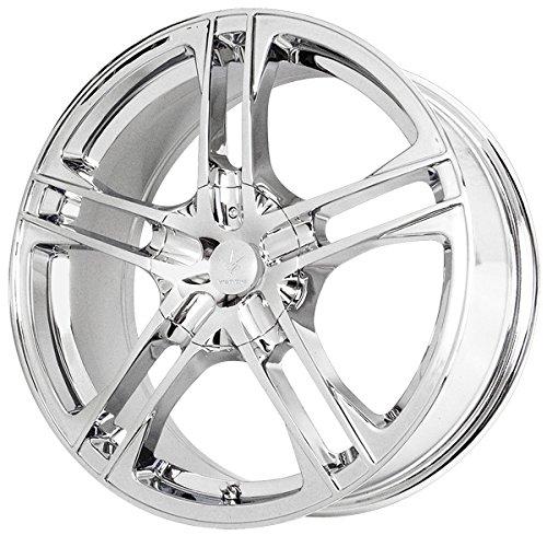 Verde Custom Wheels Protocol Chrome Wheel (17×7″/5×4.5″)