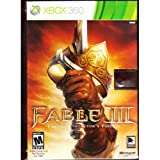 Fable 3 Limited Collector's Edition