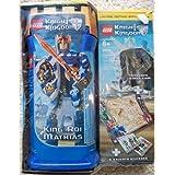 LEGO Knights Kingdom 8809 King Mathias With Limited Edition Bonus Pack