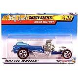 Hot Wheels 2000-041 Tony Hawk Skate Series Rigor Motor 1/4 1:64 Scale