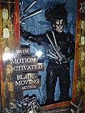 EDWARD SCISSORHANDS 18 INCH ACTION FIGURE MCFARLANE by Movie Maniacs