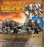 Heavy Gear: North Mammoth Strider Custom Pack