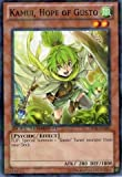 Yu-Gi-Oh! - Kamui, Hope of Gusto (DT06-EN080) - Duel Terminal 6B - Unlimited Edition - Common