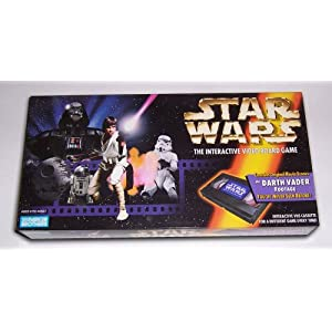 Click to buy Star Wars Interactive board game from Amazon!