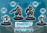Yu Jing JSA Support Pack Miniature Corvus Belli by Corvus Belli