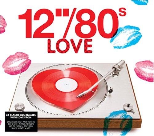 "VA – 12"" 80s Love (2007) [FLAC]"