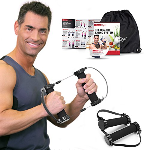 Best Resistance Bands Exercise Kit - Gwee® Gym PRO Total Body Workout...