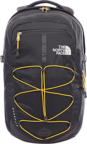 The North Face Borealis Sac à dos Citrus Yellow/Asphalt Grey Taille Unique