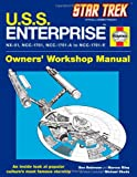 Star Trek: U.S.S. Enterprise Haynes Manual [ハードカバー] / Ben Robinson, Marcus Riley (著); Pocket Books/Star Trek (刊)