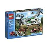 Lego City Cargo Heliplane Toy Building Set