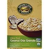 Nature's Path Organic Coconut Chia Granola Net Wt. 35.3 Oz (1Kg)