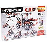 Engino Inventor Build 90 Motorized Multi Models Building Kit, Multi Color
