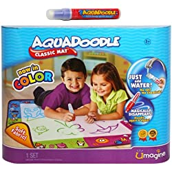 Aquadoodle - Draw N Doodle - Classic Mat with BONUS Pen and Cap