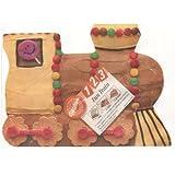Wilton 1 2 3 Cake Pan: Fun Train (2105-9433, 1991)
