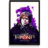 Game Of Thrones,Hear Me Roar 20x24 Inches Canvas Poster