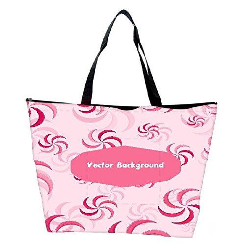 Snoogg Vector Background Designer Waterproof Bag Made Of High Strength Nylon - B01I1KIDKO