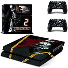 AL Pacino Dishonored 2 Theme Cover Sticker For Playstation 4
