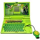 A R Enterprises English Learning Laptop,Green