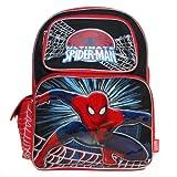 Ruz Ultimate Spider-Man Backpack Bag