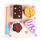 Cooking Toy [Dessert] Play Food Set Play Kitchen Set For Kids/Toddlers Over 3 Yrs