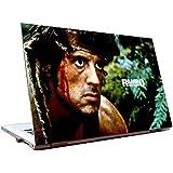 Laptop Skins 14 Inch - Rambo - Sylvester Stallone - Movie Skins - Dell - Leno...