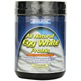 MRM All Natural Egg White Protein,French Vanilla 24 Ounce