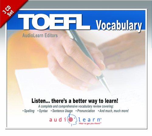 TOEFL Vocabulary AudioLearn